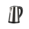 Silver Mini Small Stainless Steel Electric Kettle