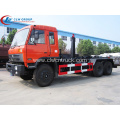 Economical DONGFENG 15cbm roll on roll off garbage truck