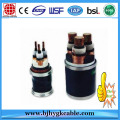 3×70+1×35 0.6/1 kV XLPE insulated power cable