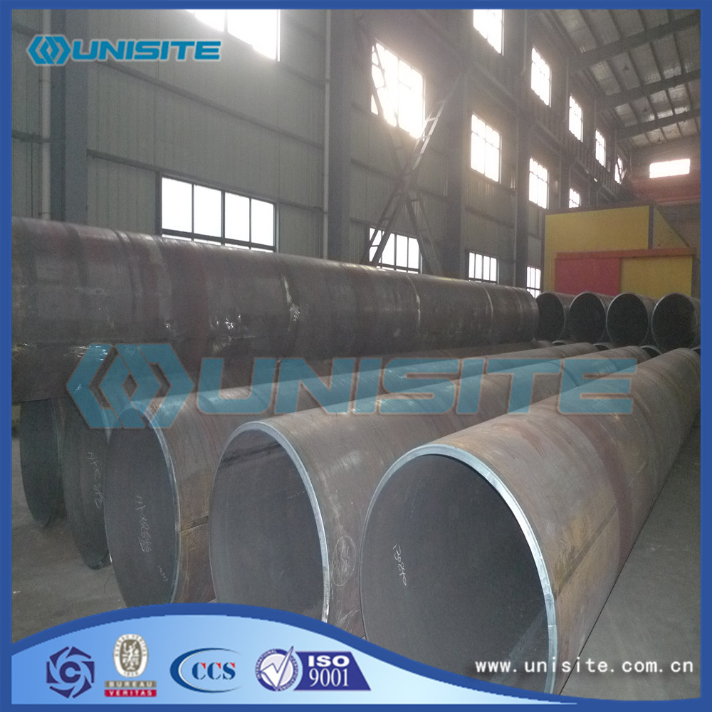 Saw Weld Round Steel Pipe
