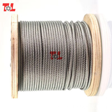 Stainless Steel Wire Rope 10mm