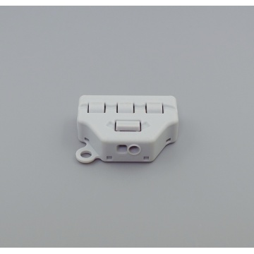 3 Poles LED Connector System for Series Connection
