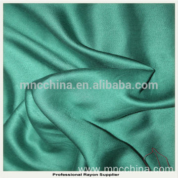 100%rayon satin solid dyeing  fabric