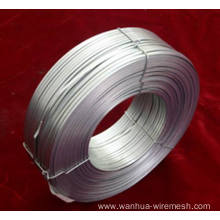 Low Carbon Flat Electro Galvanized Steel Wire