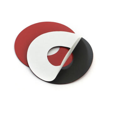 Round Black PE Foam Tape