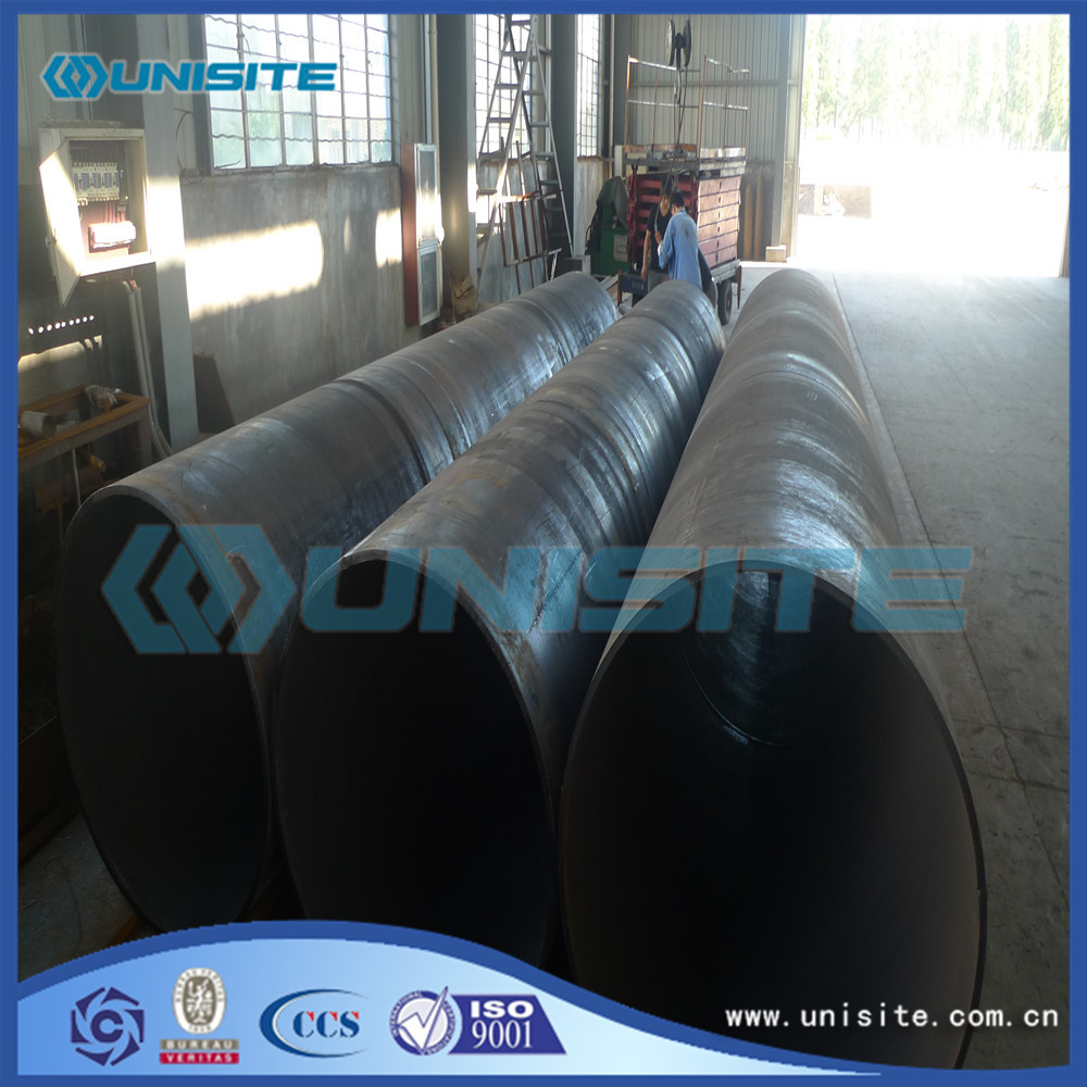 Longitudinally Welded straight steel pipes saw