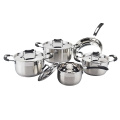 10pcs casserole set in Germany