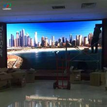 High Definition LED Video Wall Screen Indoor