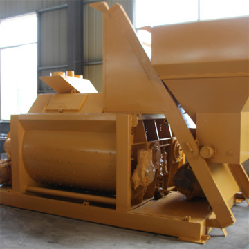 JS1000 heated industrial towable concrete mixer machinery