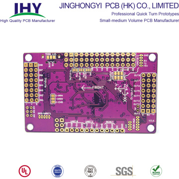Shenzhen OEM 4 Layer Fr4 94V0 PCB Board Multilayer Rigid PCB