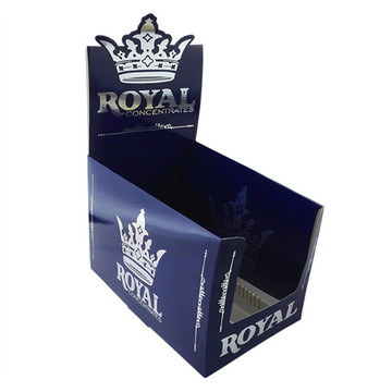 custom printing recycle packaging paper display box