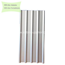 UV-resistant Heat-Insulating Aluminium Foil MgO Wave Sheets