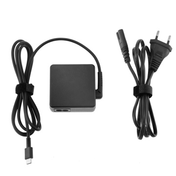 65w 45w Usb c pd Adapter Desktop Charger