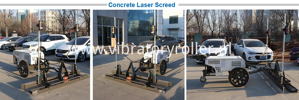 SXP Laser Screed