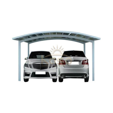 Metal Polycarbonate Roof Used Carport For Sale