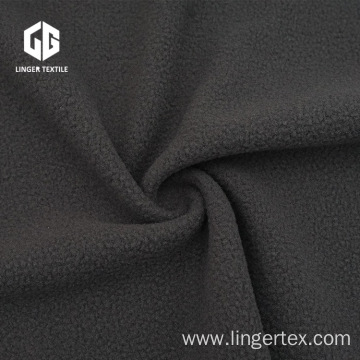100%Polyester Pique Polar Fleece Knitted Fabric