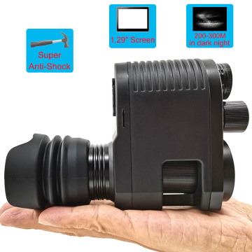 High Definition Night-vision Device Outdoor Shock-resistant Infrared Night-vision Device Integrated Design Huntings Camera