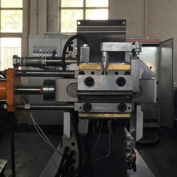 Twin screw extrusion pelletizing machine