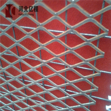 Decorative galvanized iron expanded metal mesh