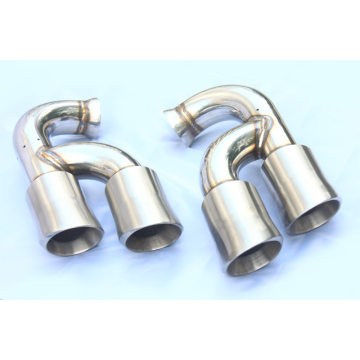 Dual Performance Exhaust Tips For Porsche 911