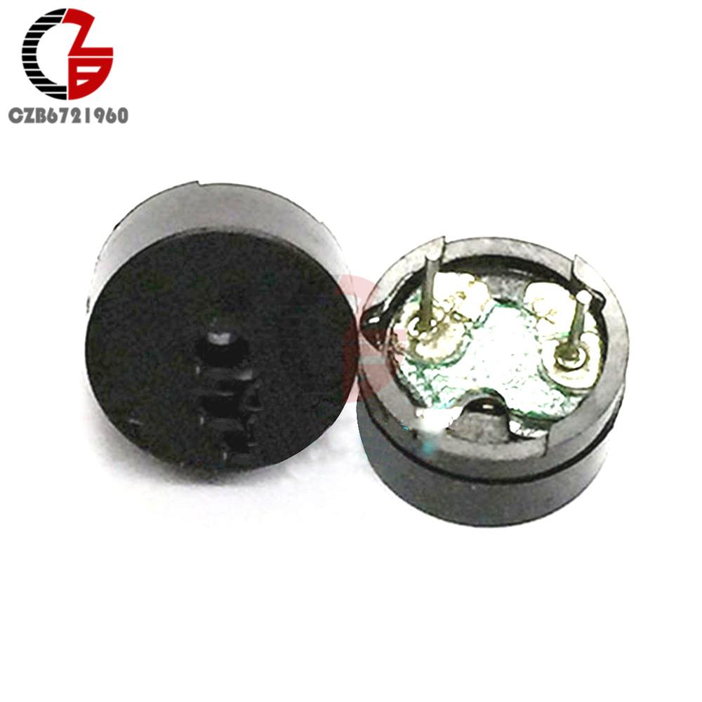 10PCS 5V Passive Buzzer Acoustic Component MINI Alarm Speaker For Arduino