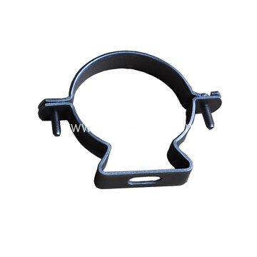 Dia 90mm Aluminum Tube Clamp Fixing Bracket