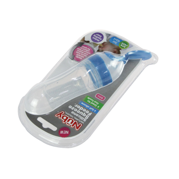 nursing bottle packaging tray single blister