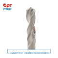 Double edged carbide twist drill 1100F