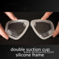 Diving&snorkeling  HD resin myopia lens silicone frame
