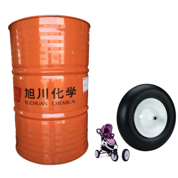 PU resin transparent polyurethane for casting foam tyre