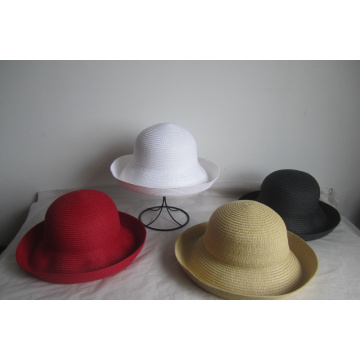Fine Paper Braid Sun Hats--YJ35