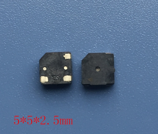 Acoustic Components SMD Buzzer 3V 5525 5*5*2.5MM