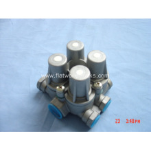 Knorr Four circuit protection valve