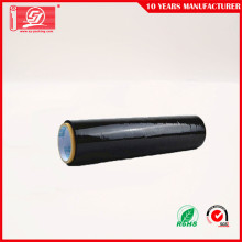 Black color LLDPE Stretch Wrap Film