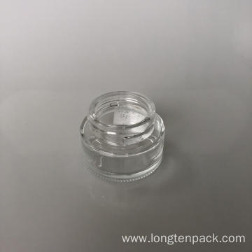 50ml column glass jar