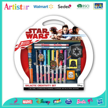 STRA WARS Galactic creativity set