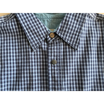 Top Quality Long Sleeve Check Shirt