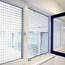 Steel Bar Grating Windows
