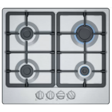 Bosch Gas Hob Steel Ireland Kitchens