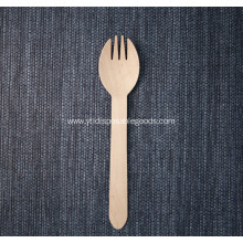 Disposable Wooden spork FSC certification factory prices