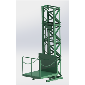 Hydraulic elevator system equipment