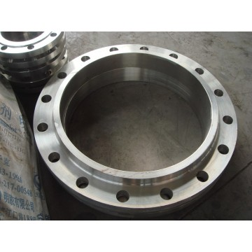 Stainless steel SO (slip-on) RF flange