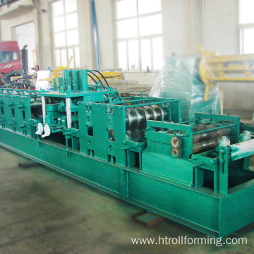 China factory C Z purlin roll forming machine