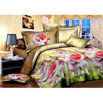 Colorful Design Home Textile Fabric Dispersed Fabric