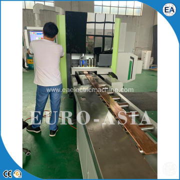 New 3D Intelligent Busbar Punching and Shearing Machine