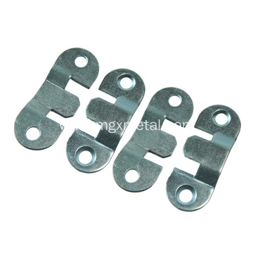 High Quality Zinc Plated Steel Picture Interlocking Mount Bracket