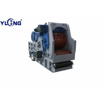 Yulong Baolong Wood Chips Crusher