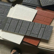 Metal insulation decoration house siding