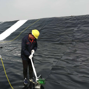 0.75 mm HDPE Geomembrane for Shrimp farming