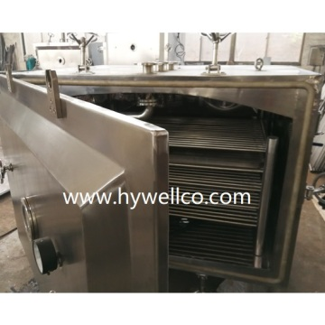 Low Temperature Cashew Vacuum Drying Machine